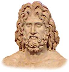Zeus-Bust