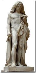 Cato-Statue