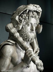 Seneca and the Stoic Hercules