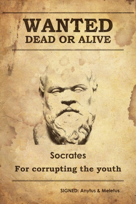 Wanted Dead or Alive: Socrates