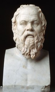Socrates the Stonemason
